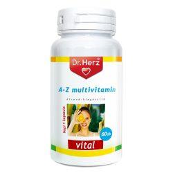 Dr.herz a-z multivitamin kapszula 60 db