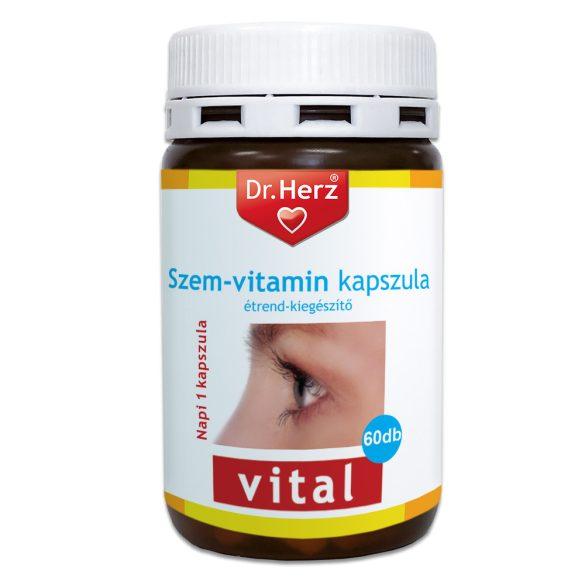 Dr.herz szem-vitamin kapszula 60 db