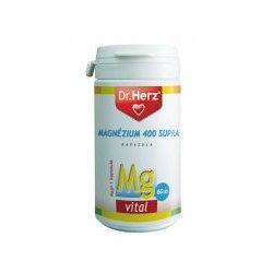 Dr.Herz Magnézium 400 Supra Kapszula 60 db