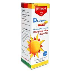 Dr.herz d-vitamin csepp 50 ml