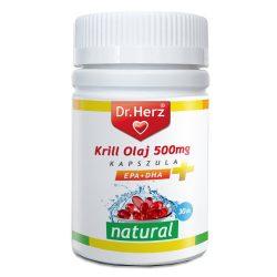 Dr.Herz Krill-Olaj Kapszula 30 db
