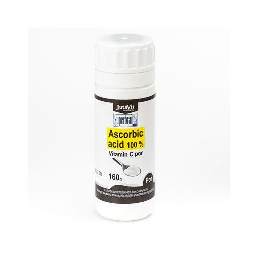 JUTAVIT ASCORBIC ACID 100 % C-VIT.POR 160 g