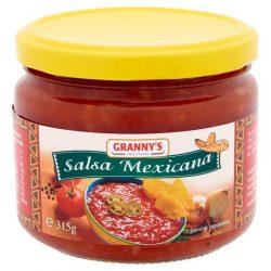 Grannys salsa mexicana szósz 315 g