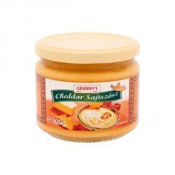 Grannys cheddar sajtszósz 300 g