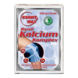 Dr.chen csont-max kalcium komplex tabletta 40 db