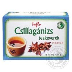 Dr.chen torok tea csillagánizzsal teakeverék 15x2,5g 38 g