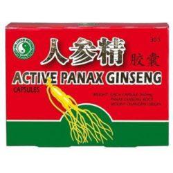 Dr.chen aktiv panax ginseng kapszula 30 db