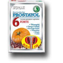 DR.CHEN PROSTAYOL 6 FORTE KAPSZULA 40 db