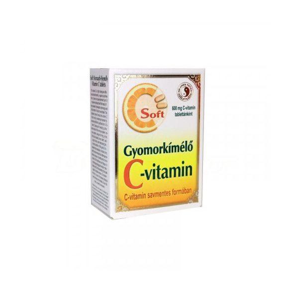 Dr.chen soft gyomorkímélő c-vitamin tabletta 30 db