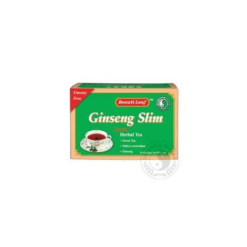 DR.CHEN GINSENG FOGYASZTÓTEA SLIM FILT. 20 db