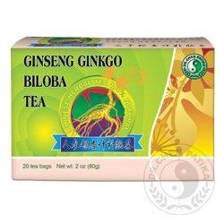 Dr.chen ginseng-ginkgo-zöld tea 20x3g 60 g