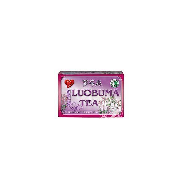Dr.chen vérnyomás csökkentő tea luobuma 20x2g 40 g