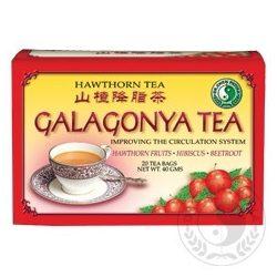 Dr.chen galagonya tea 20x2g 40 g