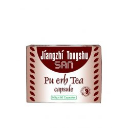 Dr.chen pu erh tea kapszula 80 db