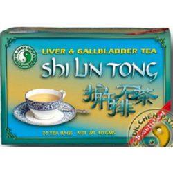 Dr.chen shi lin tong májvédő tea 20x2g 40 g