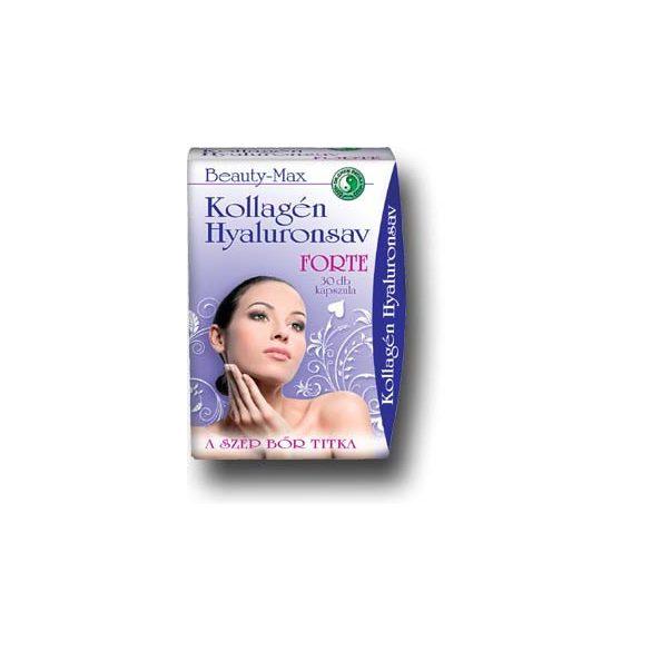 Dr.chen beauty-max kollagén hyaluronsav forte kapszula 30 db