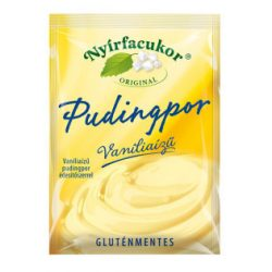 Nyírfacukor gluténmentes vaníliás pudingpor 80 g