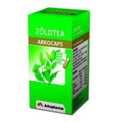 Arkocaps zöld tea kapszula 40 db