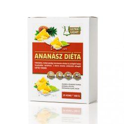 Ultra Light ananász diéta 420 g