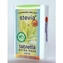 Bio-Herb stevia tabletta 300 db