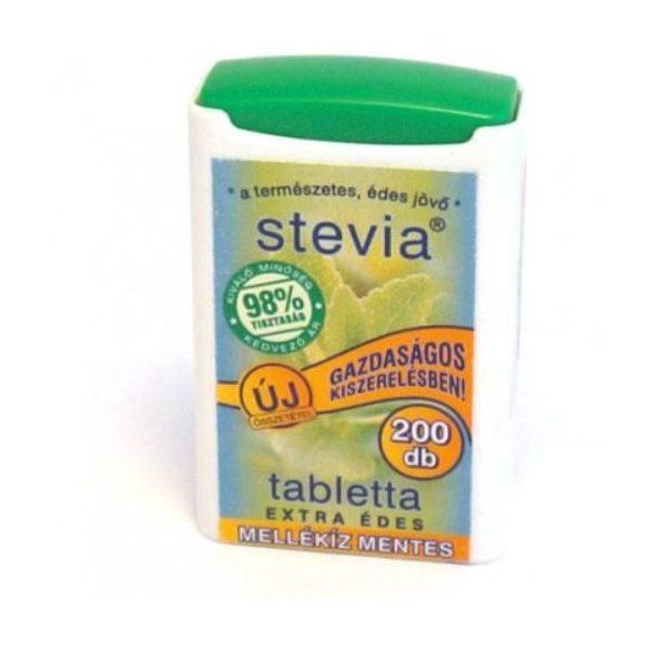 Bio-Herb stevia tabletta 200 db