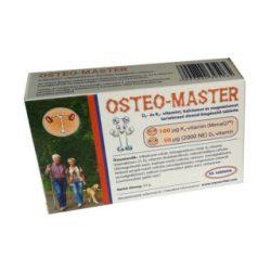 Osteo Master d3 k2 kálcium és magnézium étrendkieg tabletta 30 db