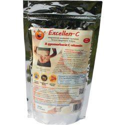 Excellen-C magnézium-aszkorbát tartalmú étrend-kiegészítő italpor 249 g