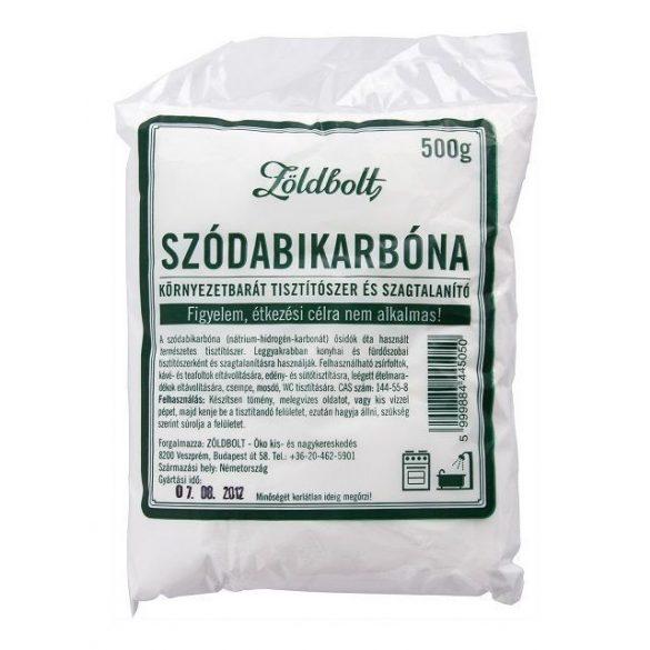 Zöldbolt szódabikarbóna étkezési célra 500 g