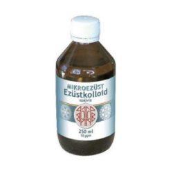 Mikroezüst ezüstkolloid szájvíz 250 ml