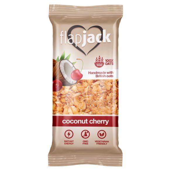 Flap Jack zabszelet kókusz-cseresznye ízű 100 g