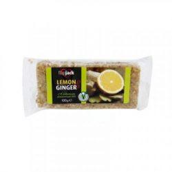 Flap jack zabszelet citrom ízű gyömbérrel 100 g