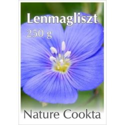 Nature Cookta lenmagliszt 250 g