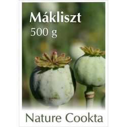 NATURE COOKTA MÁKLISZT 500 G 500 g