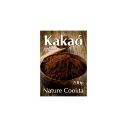 NATURE COOKTA KAKAÓPOR 10-12 % 200 g