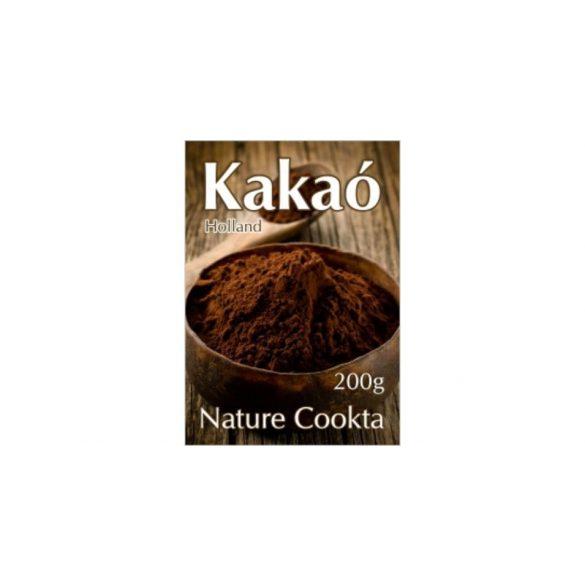 Nature Cookta holland kakaópor 10-12% 200 g