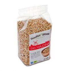 Greenmark bio hajdina hántolt 500 g