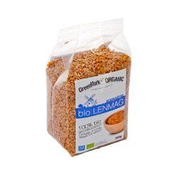 Greenmark bio lenmag aranysárga 250 g