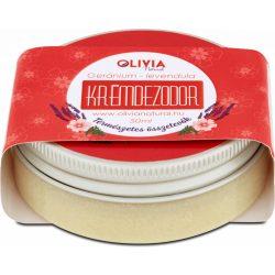 Olivia Natural geránium-levendula krémdezodor 50 ml