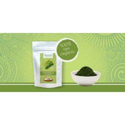 Organiqa bio chlorella por 100% nyers 125 g
