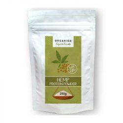 Organiqa bio hemp protein por 100% nyers 250 g