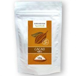 Organiqa bio kakaóbab 100% nyers 125 g