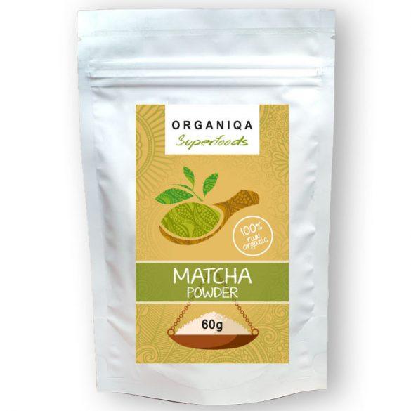 Organiqa bio nyers matcha por 60 g
