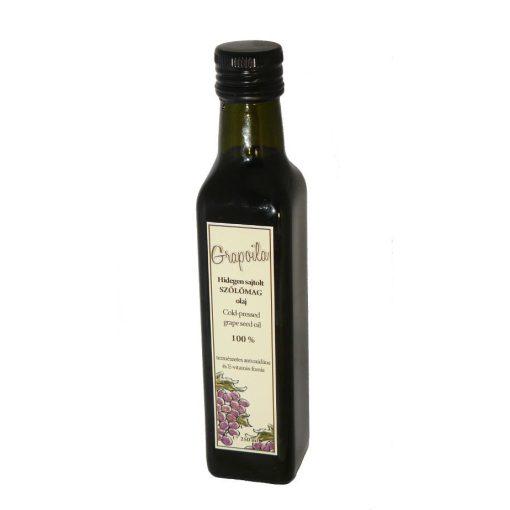 Grapoila hidegen sajtolt szőlőmagolaj 1000ml