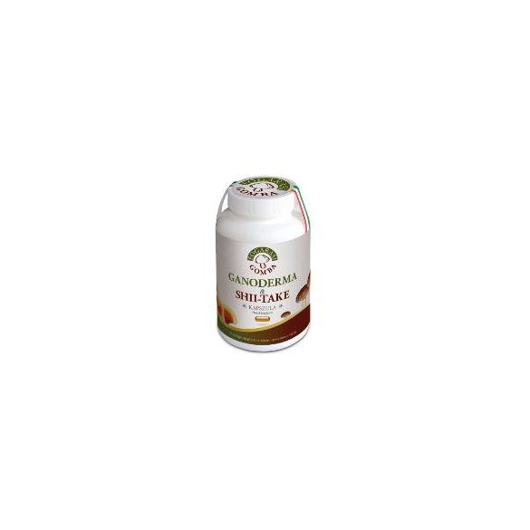Fogarasi ganoderma&shii-take kapszula 90 db