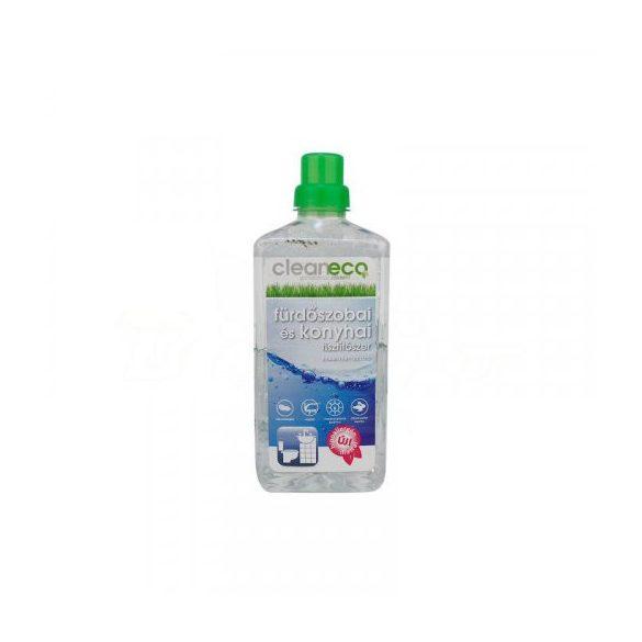 Cleaneco fürdőszobai és konyhai tisztítószer 1000 ml