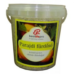 Bestlifepro parajdi fürdősó citrom 1000 g