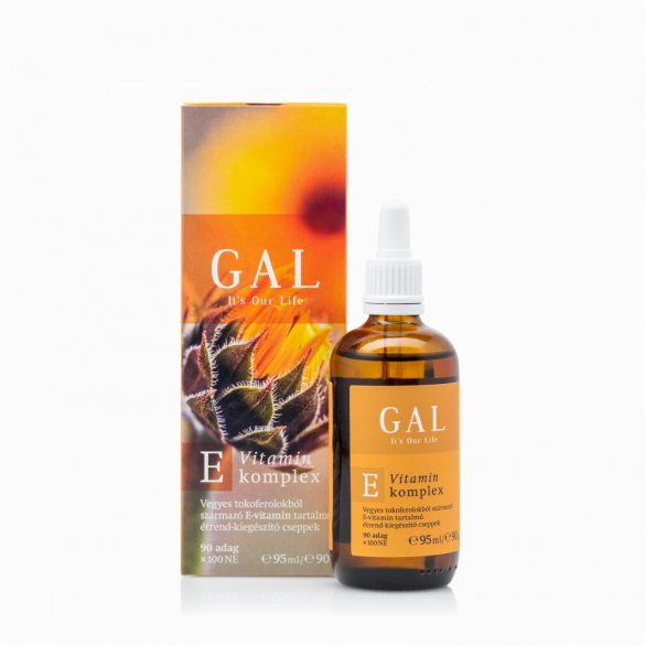 Gal e-vitamin komplex csepp 95 ml