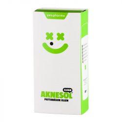 Aknesol clean ecsetelő 50 ml