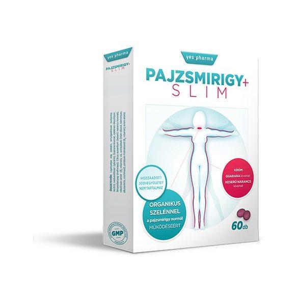 Yespharma pajzsmirigy + slim kapszula 60 db
