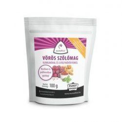Pharmacoidea mentalfitol vörös szőlőmag komplex őrlemény 200 g